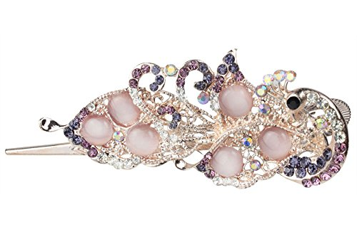 Leegoal Fashion Crystal Rhinestone Elegant