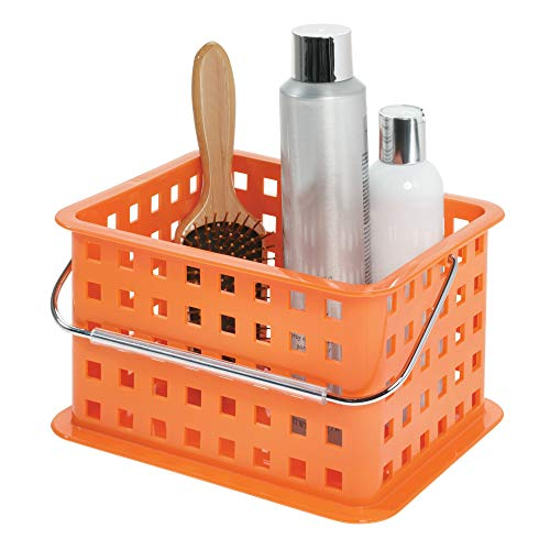 InterDesign Storage Organizer Basket, for Bathroom, Health and