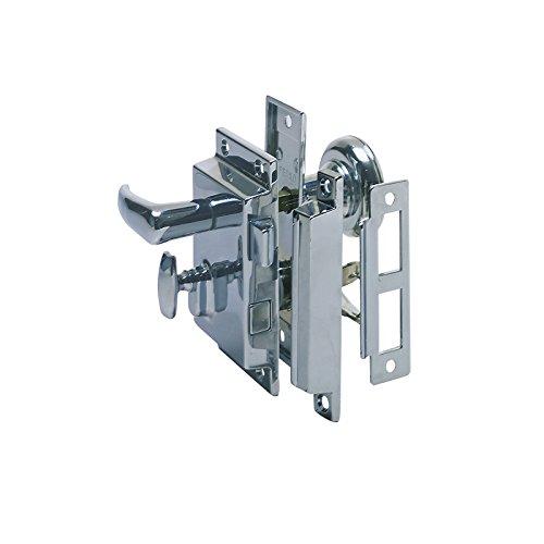 Perko Rim - Perko 0918DP0CHR Regular Bevel Rim Lock Set