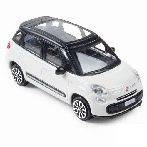 Bburago 431822126 - Véhicule Miniature - Fiat - 500L - Échelle 1/24