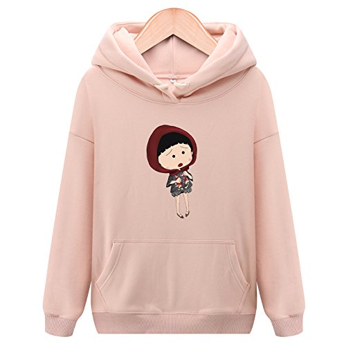 Lotus root starch L Xuanku Even The Cap Autumn And Winter Sweater Female Loose Plus Velvet Thick Set Of Head Cap Shirt, Jacket