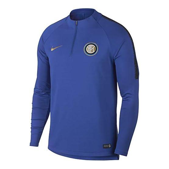 Nike Inter Milan Squad Drill Top Maillot d'entraînement pour Homme