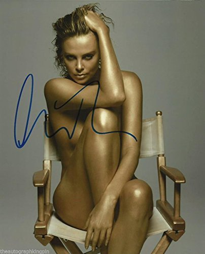 CHARLIZE THERON - Reprint 8x10 inch Photograph - Mad Max: Fury Road The Fate of the Furious Atomic Blonde Æon Flux Aeon