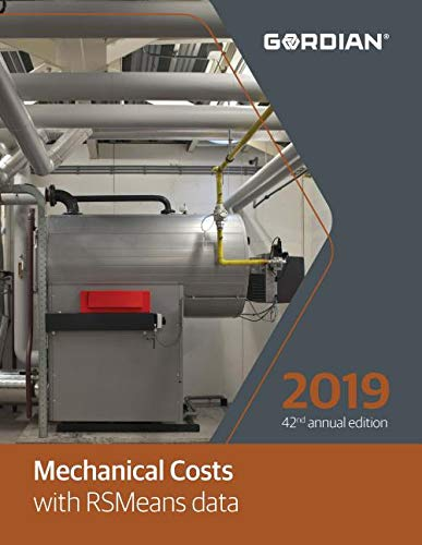 Mechanical Costs With RSmeans Data 2019