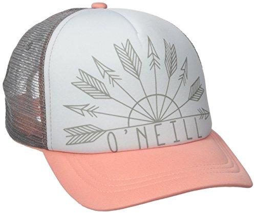O'Neill Junior's Blissful Trucker Hat, Orange, One Size