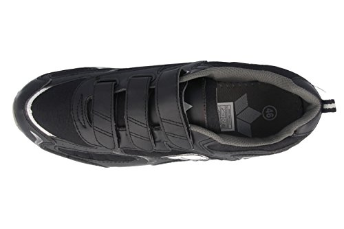 Noir Indoor Lico V Chaussures Nelson Hommes wxHx7qg81