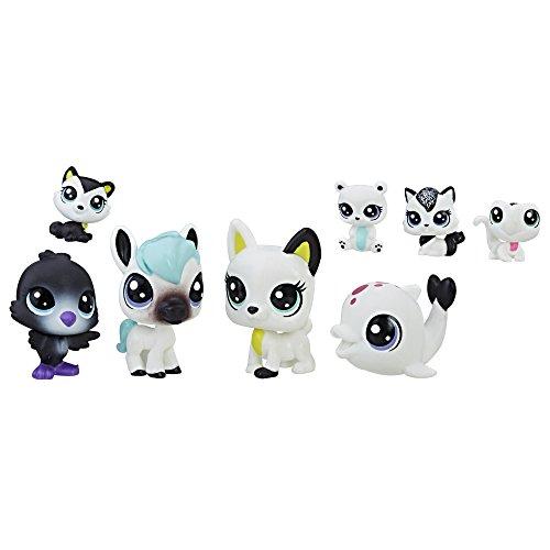 Littlest Pet Shop Black & White Pet Friends, Collection 3