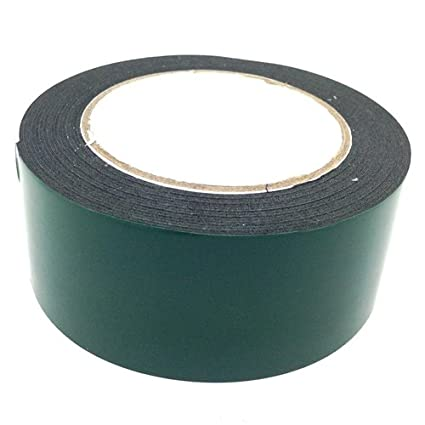 Coralgraph Inc Permanent Double Sided Self Adhesive Foam Tape Roll 12MM X 5M