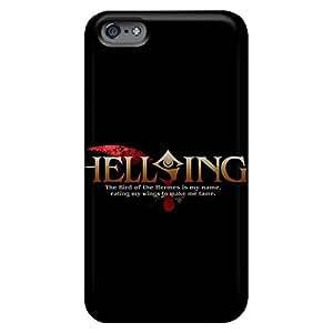 dirt-proof mobile phone case Fashionable Design Dirtshock iphone 5s - hellsing logo