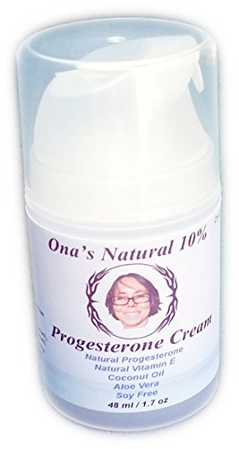 Super Concentrated Progesterone Cream - 1.7 Oz Pump 10% Progesterone (Progesterone Cream Pump compare prices)