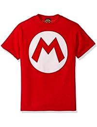 Boys' Mario Icon Graphic T-Shirt