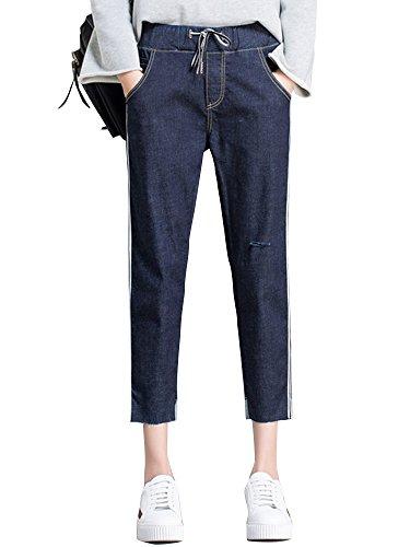 Sobrisah Sobrisah Nuit Bleu Jeans Jeans Femme B0fwB4q