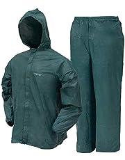 Frogg Toggs Men's Waterproof Ultra-Lite2 Suit Green