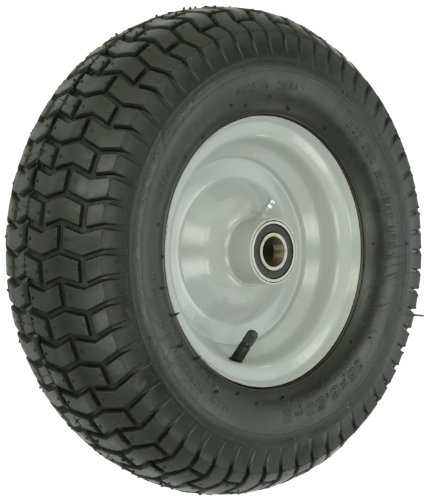 Agri-Fab - Replacement Parts Agri-Fab 41483 Wheel, with Brgs 16 by 6.5, Gray price tips cheap
