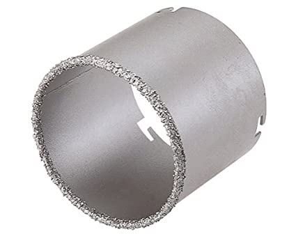 Wolfcraft 3475000 3475000-1 Broca para taladros Circulares HM para no. 3466000+3472000, Profundidad de Corte 55 mm diam. 73 mm, 73mm