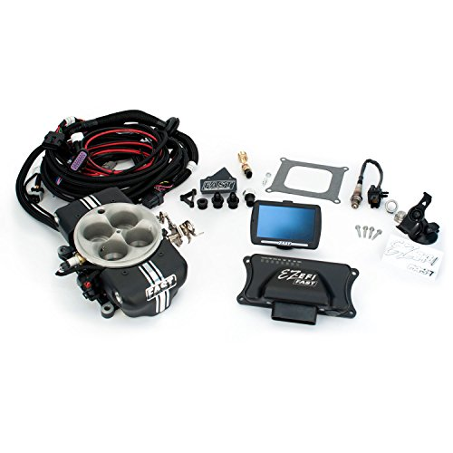 COMP Cams 30400-KIT Engine Control System (Ez-Efi 2.0 Fuel + Ignition Self Tuning Fuel Injection System) (Fast System Efi)