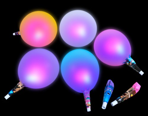 Magic Flashing LED Balloon - Buy Online in UAE  | Toy Products in