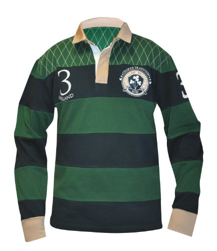 - Croker Traditional Rugby Jersey