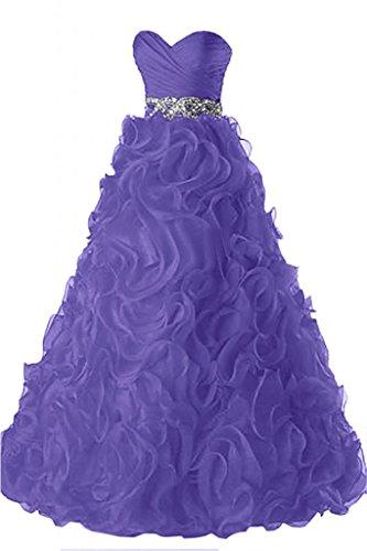 Sunvary elegante Sweetheart Pageant Gowns lunghezza abiti da sera Party Dress Ruffles Regency 52