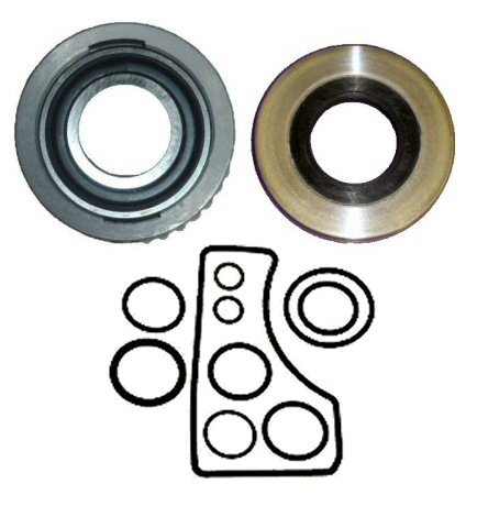 Tungsten Marine Gimbal Bearing Kit for Mercruiser Bravo I, II, III Replaces 30-879194A01, 30-862540A3 ()
