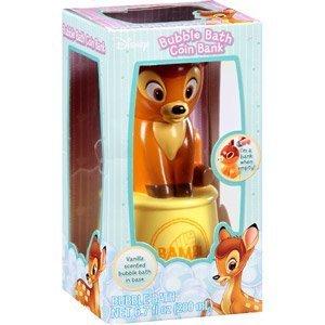 (Disney Bubble Bath Coin Bank - BAMBI the Deer)