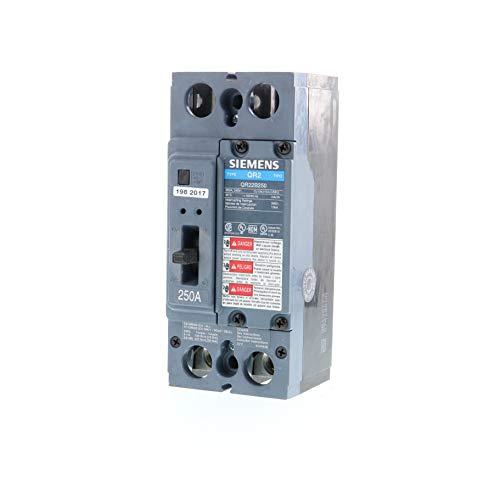 Siemens Breakers Circuit Molded Case - Siemens US2:QR22B250 Molded Case Circuit Breaker Color