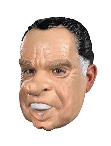 Bush Disguise Costume (10498/40 Nixon Mask)