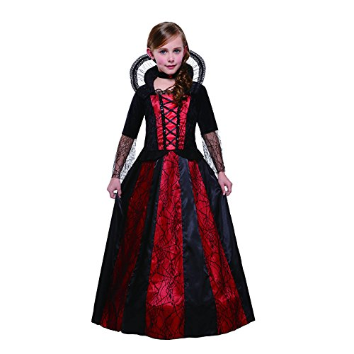 Gothic Vampiress Costume (Totally Ghoul Gothic Vampiress Costume, Girl's Size Large)