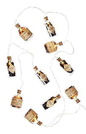 Primark - Luces LED para botella, 10 unidades, diseño de Harry Potter