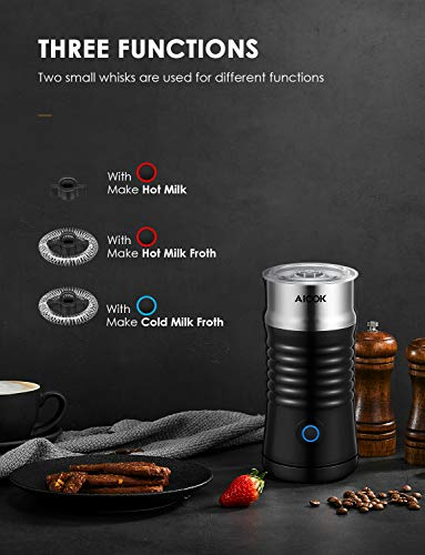 Urban Trend Caffeine Hub Cold Brew Coffee Tea Maker – 32 Oz – Reusable Stainless Steel Filter – Compact Storage – Nesting Lids – Perfect for Hot or Iced Coffee Tea – BPA Free – Dishwasher Safe
