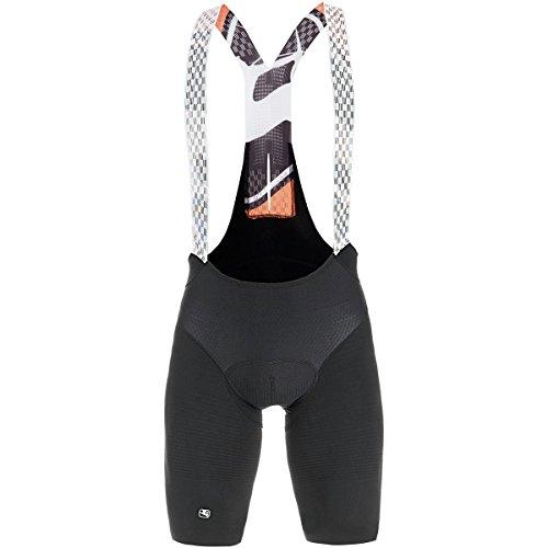 Giordana NX-G Bib Shorts with Cirro-S Insert - Men's Black, L -