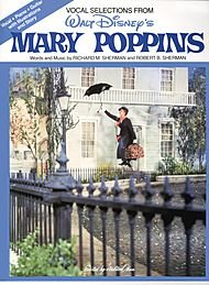 Mary Poppins - Piano/Vocal/Guitar Songbook