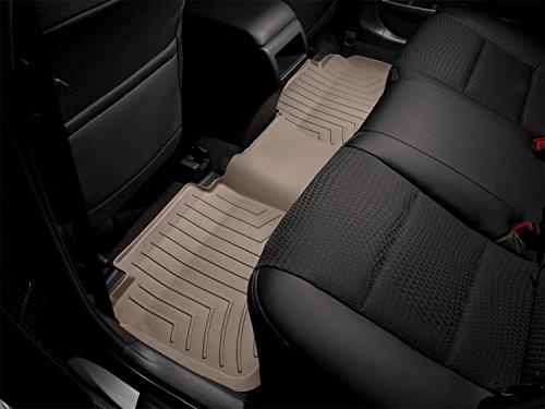 WeatherTech Custom Fit Rear FloorLiner for Nissan Murano, (Nissan Murano Floor Liner)
