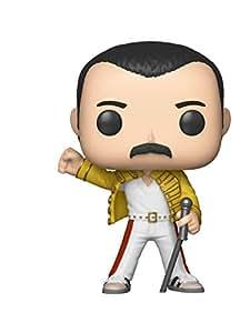 Funko Pop! Rocks: Queen - Freddie Mercury Wembley 1986