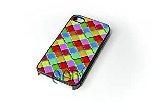 Hipster vintage colorful Case For Iphone 6 Plus (5.5 Inch) Cover case / Iphone 6 Plus (5.5 Inch) Ca4G AArt 001 -AT&T, Verizon Worldwide Providers...
