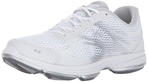 ryka-womens-devotion-plus-2-walking-shoes-white-blue-8-m-us