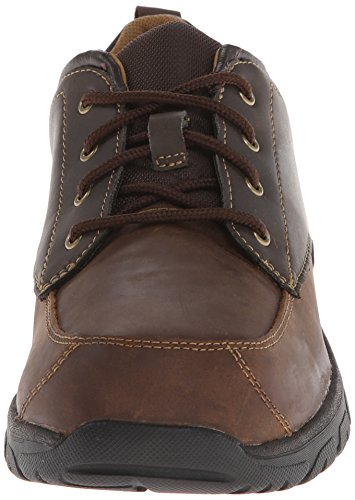 Timberland Discovery Pass Plain-Toe Oxford Shoe (Toddler/Little Kid/Big Kid) Brown