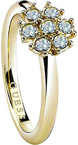 SMALL FLOWER(GL)-52 Women's Rings UBR28518-52