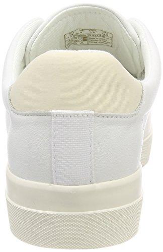 bright White Gant Baskets Amanda Femme Blanc qnwxHwa