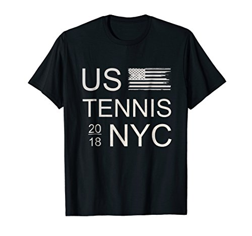 New York Vintage T-shirt - Tennis tshirt vintage open Championships New York 2018