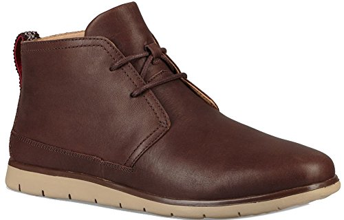 (UGG Men's Freamon Wp Chukka Boot, Grizzly, 11 M US)