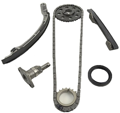 ITM Engine Components 053-94340 Timing Chain Set for 1993-1997 Toyota 4.5L L6