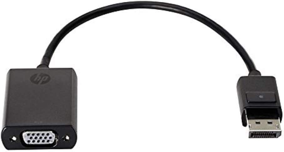 HP Display Port to VGA Adapter Cable (AS615AT)