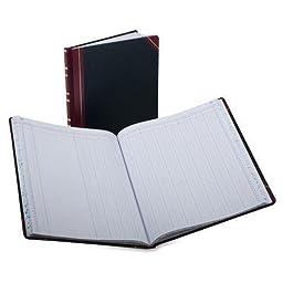 Boorum & Pease Columnar Book, Dble Page Form,12-1/4\