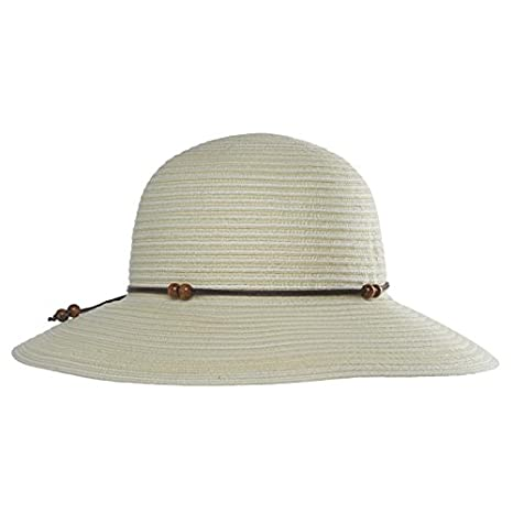f96c578629c Amazon.com  Chaos -CTR Women s Summit Breeze Crushable Straw Hat ...