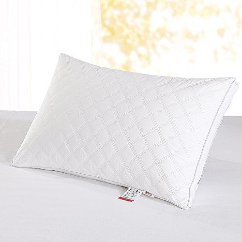 Jikonghome Cuscino Cuscino con Cuscino Stereo Cuscino Bilaterale A Cuscino Alto Lavabile Lavabile A Cuscino Cuscino 48  74Cm