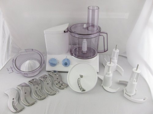Braun Multiquick 3 K650 Kitchen Machine 600 Watt Additional Parts Bundle – 3 items Review