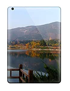 For Ipad Case, High Quality Xiangshan Autumn Garden For Ipad Air Cover Cases