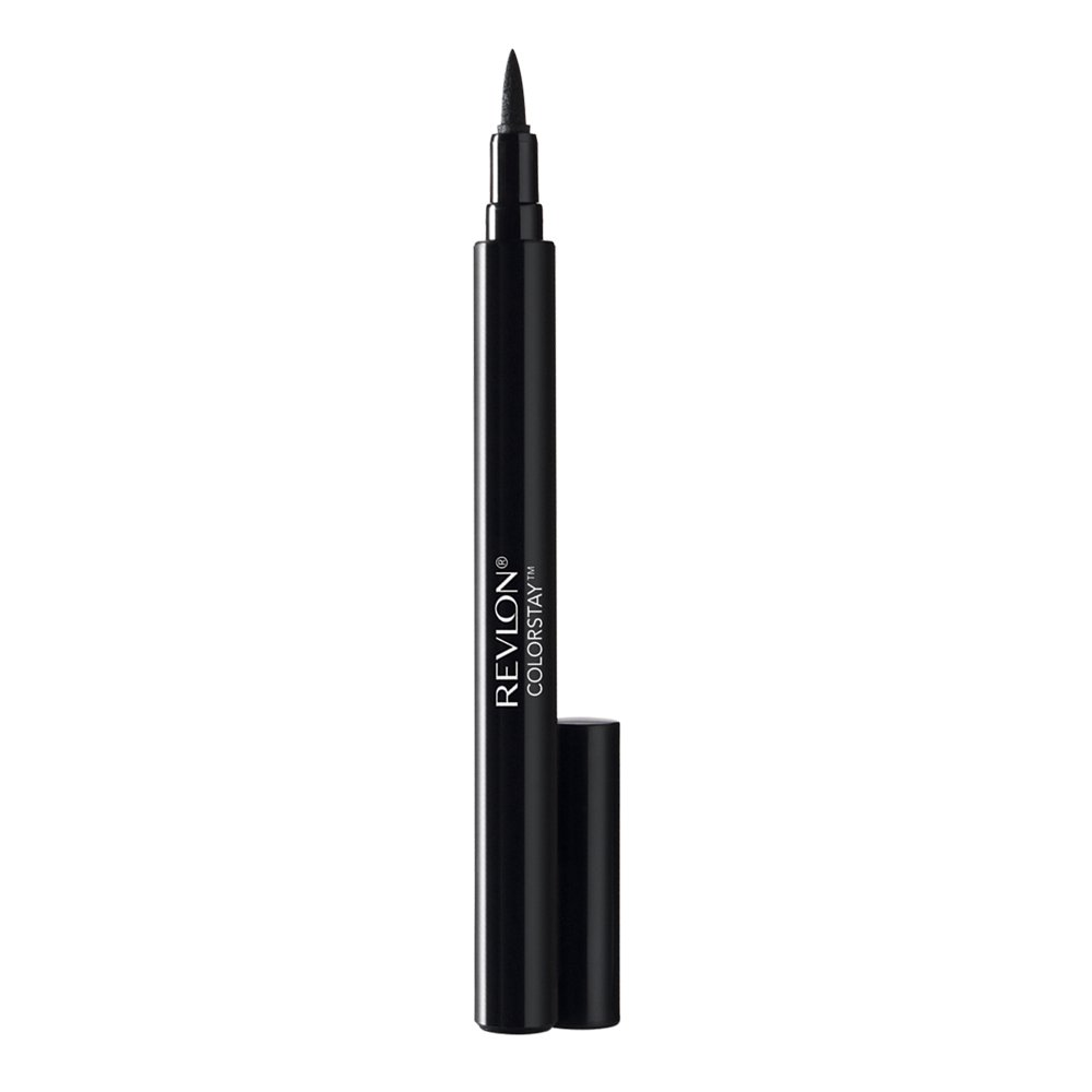 Revlon ColorStay Liquid Eye Pen, Classic, Blackest Black