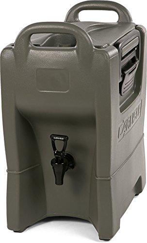 (Carlisle IT25062 Cateraide IT Beverage Server 2.5 Gal - Olive (1 PER CASE))